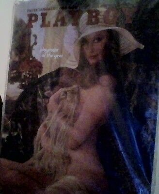 Vintage 1973 June PLAYBOY Magazine - Playmate of the year!!