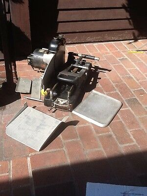 Antique / Vintage American Slicing Machine Co Commercial Slicer - Works - Good