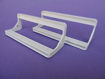 Fp818205P Genuine Fisher Paykel Chest Freezer Basket Handles Pkt Of 2