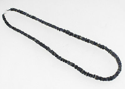 Truely Marvellous Aaa 116.00 Cts Natural Untreated Blue Tanzanite Beads Necklace