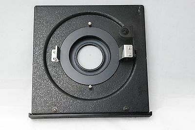 Free ship *Exc+* Large format lens board  from Tokyo Japan