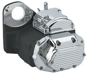 Ultima 6-Speed Black Transmission Harley Softail Fxst Fxstc Fxsts 1990-1999