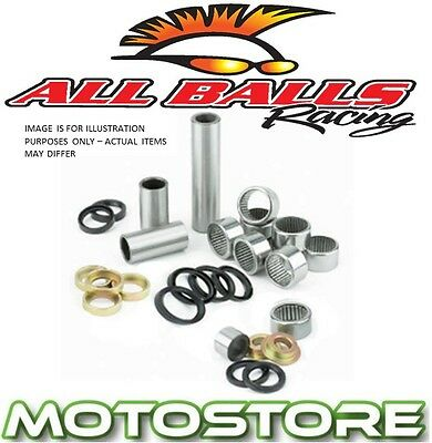 All Balls Swingarm Linkage Bearing Kit Fits Kawasaki Kx125 1986