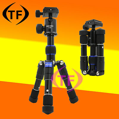 Tripod BEXIN M225S ULTRA COMPACT Desktop Macro Mini Tripod Kit with Ball Head