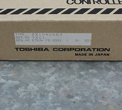 Toshiba EX10 *CAR3 Cable Assembly Expansion 0.7 Programmable Controller