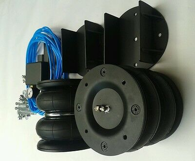RENAULT MASTER 2010-2014 AIR SUSPENSION + COMPRESSOR AND ONBOARD CONTROL SYSTEM