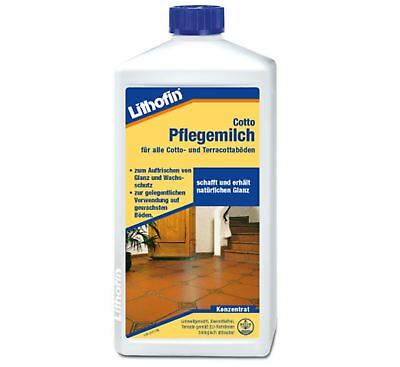 Lithofin Cotto Pflegemilch 1 Liter