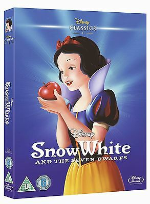 Snow White And The Seven Dwarfs - Disney  - O Ring Edition With Dvd New / Sealed