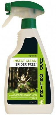 Spiders Spider Insect Repeller Repellent Home Protection Spray Deterrent