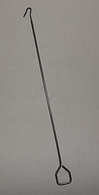 "Cuckoo Clock Pendulum Wire Leader Hanger 4 3/4"" NEW Repair Part"