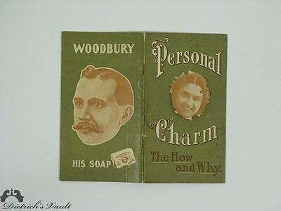 The Andrew Jergens Soap Co. Personal Charm Pamphlet