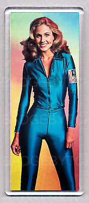 WILMA DEERING from BUCK ROGERS - WIDE FRIDGE MAGNET - TV CLASSIC!