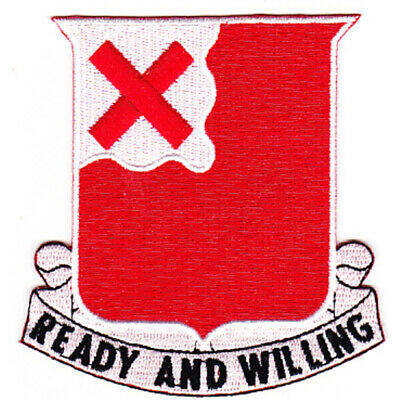 875th Engineer Battalion Patch