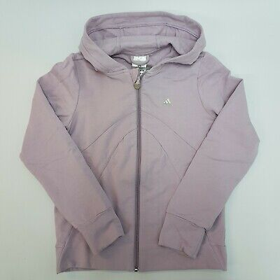 Girls Adidas Zipped Hooded Tracksuit Mix Top Various Sizes & Colours (A-37)