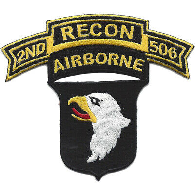 101st Airborne Division 506th Airborne Infantry Regiment 2nd Battalion Recon