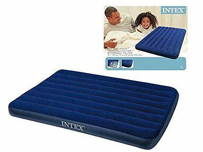 matelas lit pneumatique intex clasic full 2 personnes neuf. Black Bedroom Furniture Sets. Home Design Ideas
