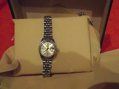 ROLEX OYSTER PERPETUAL  DATE LADY 6917 ACCIAIO ORO BELLISSIMO