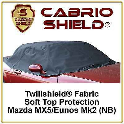 Mazda MX5 Car Hood Soft Top Roof Cover Half Cover Protection 1998-2005
