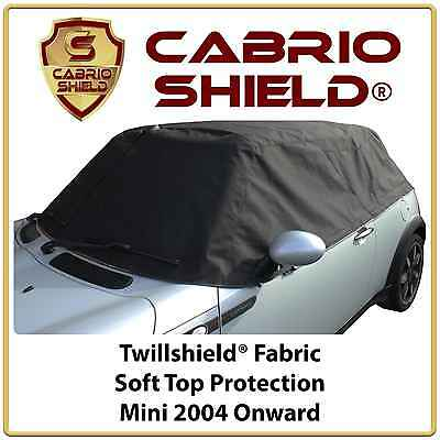 BMW Mini Convertible Car Hood Soft Top Cover Half Cover Protection 2004 Onwards