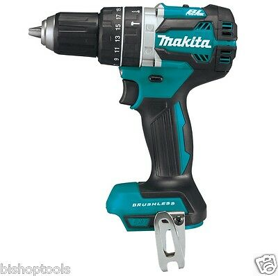 New Makita Brushless XPH12Z Hammer Drill 18V LXT Tool Only