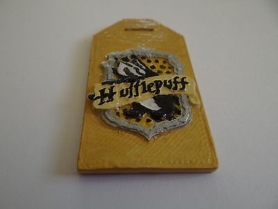 Harry Potter inspired luggage tag kit