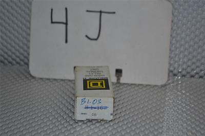 ONE NEW Square D thermal overload relay heater element unit B1.03