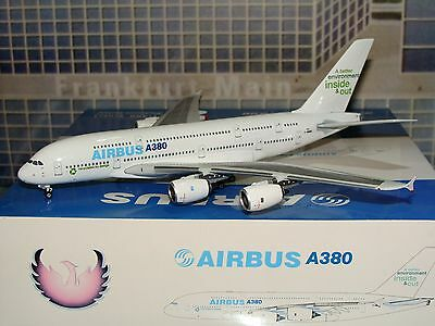 Phoenix 400 Airbus A better environment inside & Out A380 F-WWDD 1/400 *Free S&H