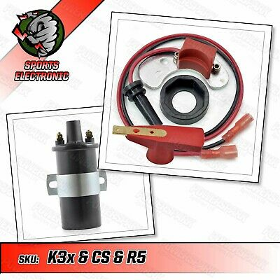 Rover SD1 P5 P6 Pre 1976 V8 Electronic ignition kit powerspark and ignition coil