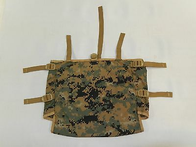 USMC MARPAT Gen 2 Radio Pouch for ILBE Assault and Main Pack