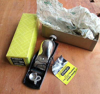 Stanley 65 Low Angle Block Plane, Near MINT in Box