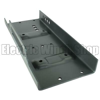 Winch Mounting Plate up to 15000 lb Winches Winch Tray for Recovery Truck