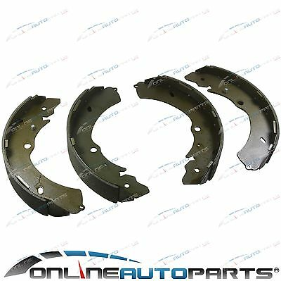 Rear Drum Brake Shoe Set Holden Rodeo RA 2003-2008 4X4 (suits 295mm Drums)