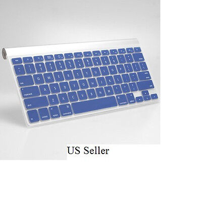 Silicone Cover Skin protector for Apple Wireless IMAC Bluetooth Keyboard - US-