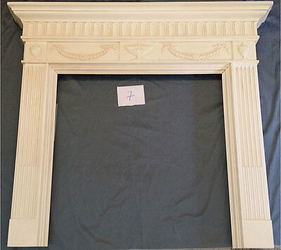"53 1/4""w X 47 1/2""tall Fire Place Mantel #7"