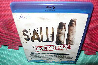 Saw Ii  - Blu-Ray +  Dvd -