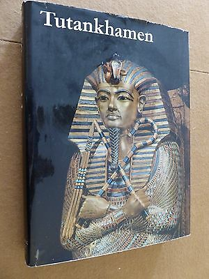 TUTANKHAMEN Life and Death of a Pharaoh by Christiane Desroches-Noblecourt