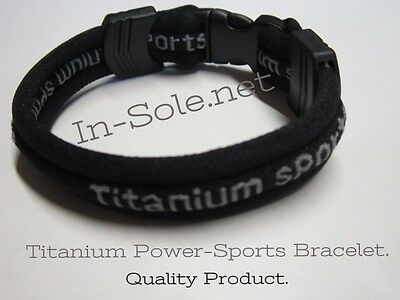 Ion:S Power-Sport High Energy Bracelet ION Therapy Negative ions