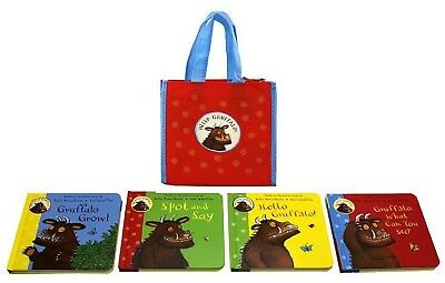 NEW -  my FIRST GRUFFALO -  OPPOSITES  - BOARD BOOK Julia Donaldson