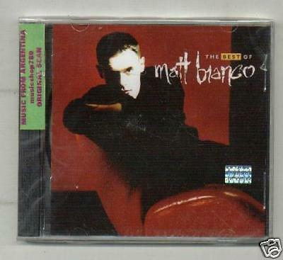 Matt Bianco Best Of Sealed Cd New Greatest Hits