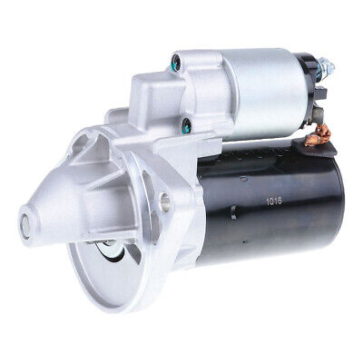 Starter Motor Suit Ford Falcon El 4.0L 6Cyl 12V 1996 - 1998 Petrol Sedan Wagon
