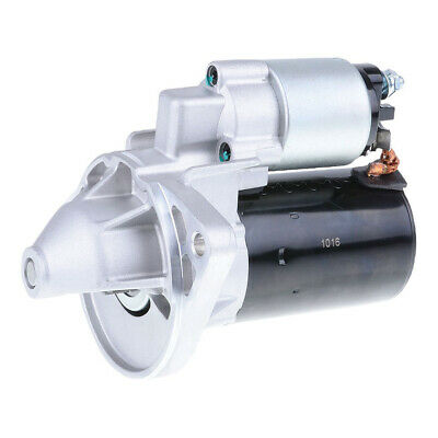 Starter Motor Suit Ford Fairmont Bf E-Gas 6Cyl 4.0L 12V Auto 2006 - 2008 Lpg Gas