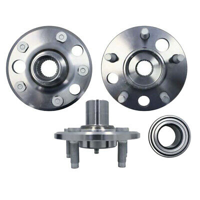 Rear Wheel Bearing Hub Kit Suit Ford Falcon Fairlane Ba Bf Fg 6Cyl & V8 With Irs