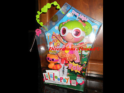 """Lalaloopsy Dyna Might Doll Large Regular Full Size 12"""" New & Ships w/i 24hrs"""