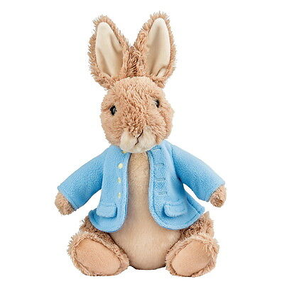 "NEW OFFICIAL GUND Beatrix Potter Peter Rabbit 12"" Plush Soft Toy A26415"