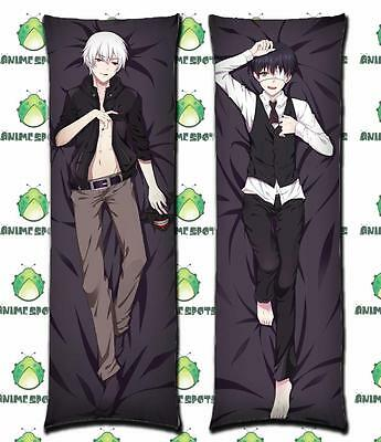 Okyo Ghoul Ken Kaneki Anime Dakimakura body pillow case