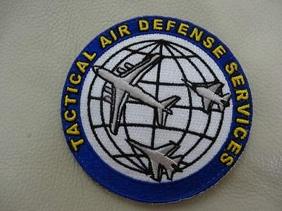 MILITARY PATCH IRAQ..TACTICAL AIR DEFENSE SERVICE -.RARE FIND - ONLY ONE ON EBAY