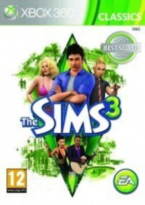 The Sims 3 Classics (XBOX 360) UK PAL NEW Factory Sealed