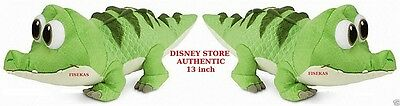 Disney Store Tinkerbell The Pirate Fairy Baby Croc Plush 13 inch Tic Toc NEW
