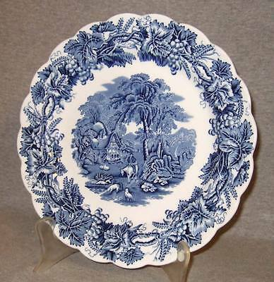 "Booths British Scenery Dinner Plate~10-1/2""~mint/unused"