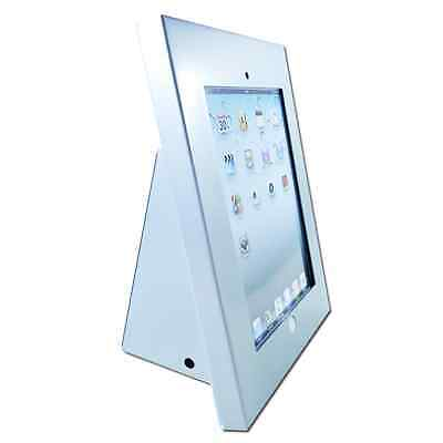 iPAD 2 3 4 AIR ANTI THEFT TAMPER SECURE STAND POS KIOSK TABLE DESK HOLDER MOUNT